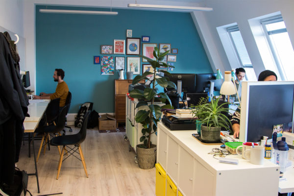 Lydian Workspace - Main Space